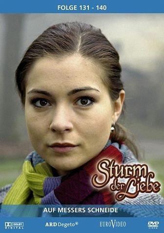 DVD »Sturm der Liebe - Folge 131-140: Auf Messers...«