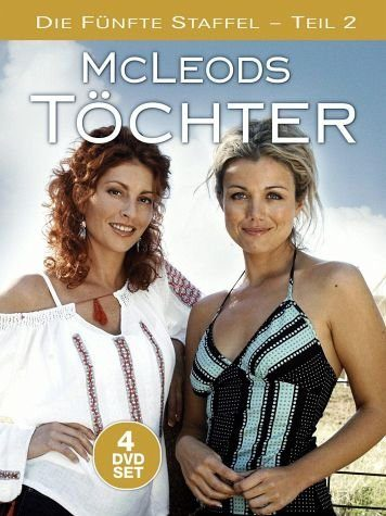 DVD »McLeods Töchter Staffel 5, Teil 2, 4 DVDs«