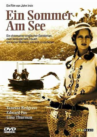DVD »Ein Sommer am See«