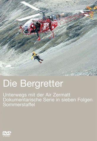 DVD »Die Bergretter - Unterwegs mit der Air Zermatt«