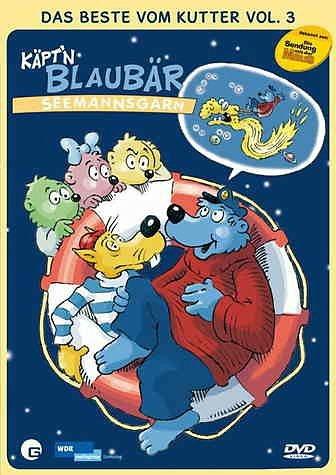 DVD »Käpt'n Blaubär - Seemannsgarn, Best of Vol. 3«