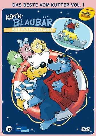 DVD »Käpt'n Blaubär - Seemannsgarn, Best of Vol. 1«