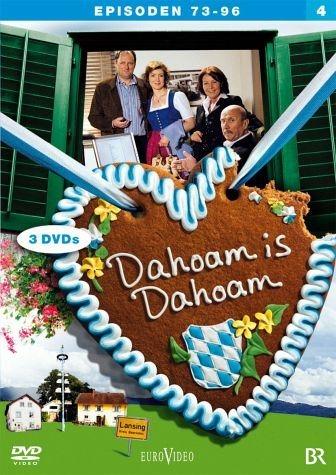 DVD »Dahoam is Dahoam - Episoden 73-96 (4 DVDs)«