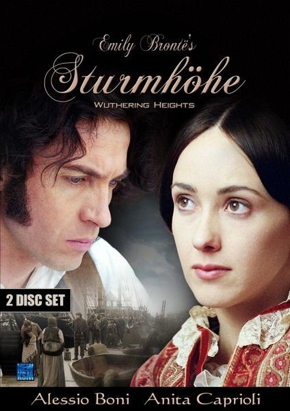 DVD »Emily Brontës Sturmhöhe - Wuthering Heights (2...«