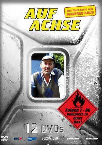 DVD »Auf Achse - Die Gesamtbox (12 DVDs)«