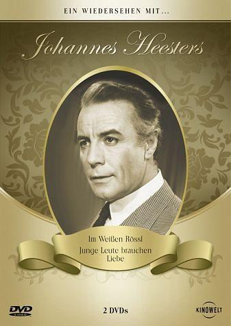 DVD »Ein Wiedersehen mit ... Johannes Heesters (2...«