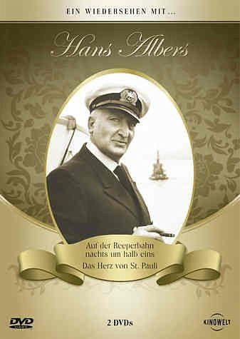 DVD »Ein Wiedersehen mit ... Hans Albers (2 DVDs)«