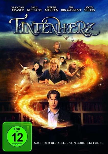 DVD »Tintenherz / Tintenwelt Trilogie Bd.1 (DVD)«