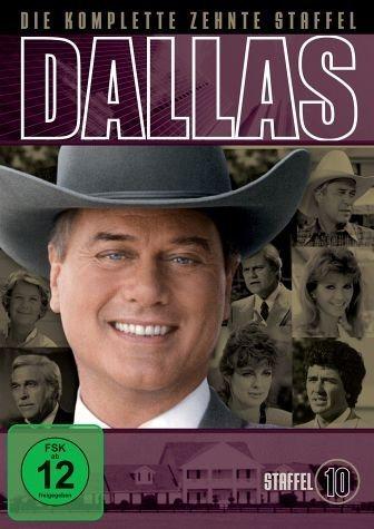 DVD »Dallas - Die komplette zehnte Staffel (3 DVDs)«