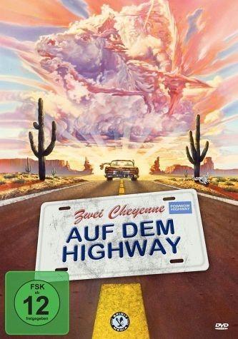 DVD »Zwei Cheyenne auf dem Highway«