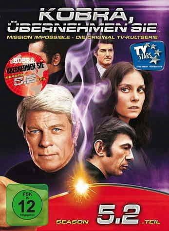 DVD »Kobra, übernehmen Sie! - Season 5, 2. Teil (3...«
