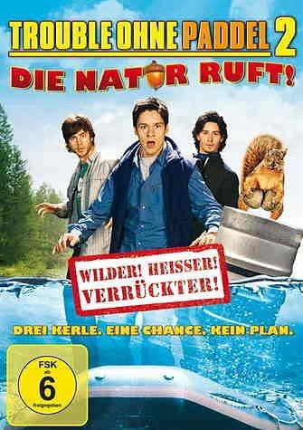 DVD »Trouble ohne Paddel 2 - Die Natur ruft!«