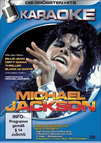 DVD »Michael Jackson - Karaoke«