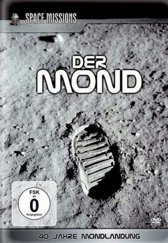 DVD »Space Missions - Der Mond (Metallbox-Editon)«