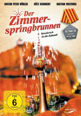 DVD »Der Zimmerspringbrunnen«