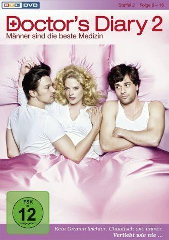 DVD »Doctor's Diary - Männer sind die beste...«