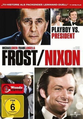 DVD »Frost/Nixon«