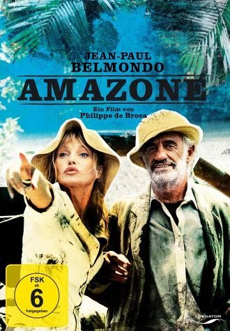 DVD »Amazone«