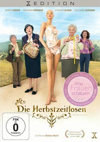 DVD »Die Herbstzeitlosen«