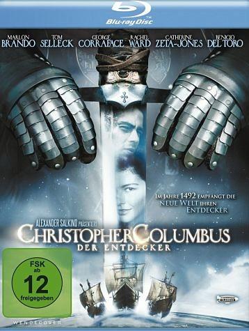Blu-ray »Christopher Columbus - Der Entdecker«