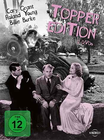 DVD »Topper Edition (3 Discs)«