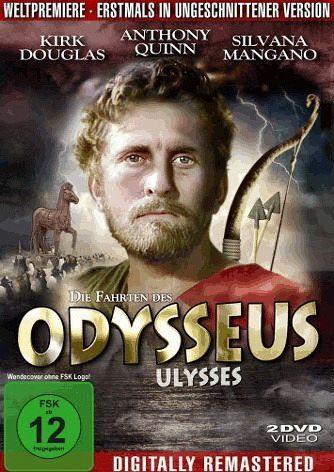 DVD »Die Fahrten des Odysseus (2 DVDs, Digitally...«