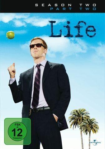 DVD »Life - Season 2.2 (3 Discs)«