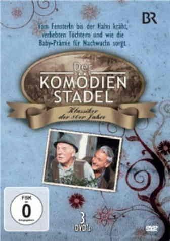 DVD »Der Komödienstadel - Klassiker der 80er Jahre,...«