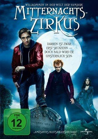 DVD »Willkommen in der Welt der Vampire /...«