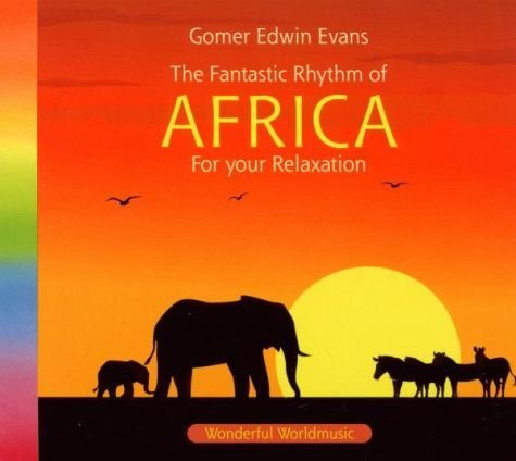 Audio CD »Gomer Edwin Evans: Africa«