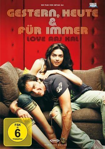 DVD »Gestern, heute & für immer - Love Aaj Kal«