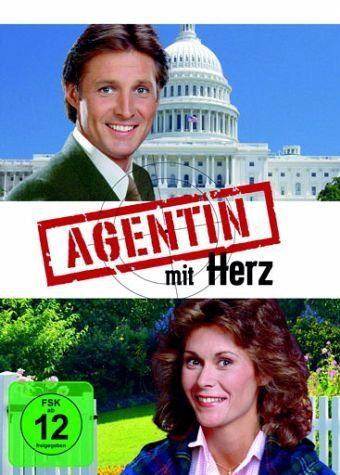 DVD »Agentin mit Herz - Die komplette erste Staffel...«