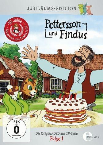 DVD »Pettersson und Findus - Die Original-DVD zur...«