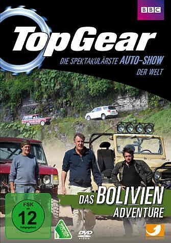 DVD »Top Gear - Das Bolivien Adventure«