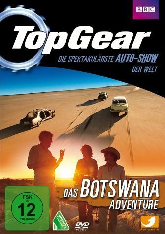 DVD »Top Gear - Das Botswana Adventure«