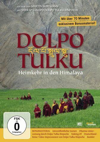DVD »Dolpo Tulku - Heimkehr in den Himalaya«