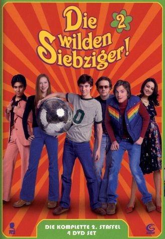 DVD »Die wilden Siebziger - Die komplette 2....«