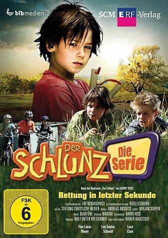 DVD »Der Schlunz - Die Serie, Folge 1«