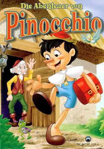 DVD »Die Abenteuer von Pinocchio«
