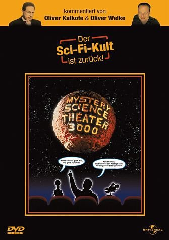 DVD »Mystery Science Theater 3000: The Movie«