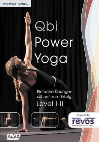 DVD »Qbi Power Yoga«