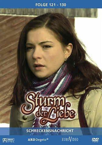 DVD »Sturm der Liebe - Folge 121-130:...«