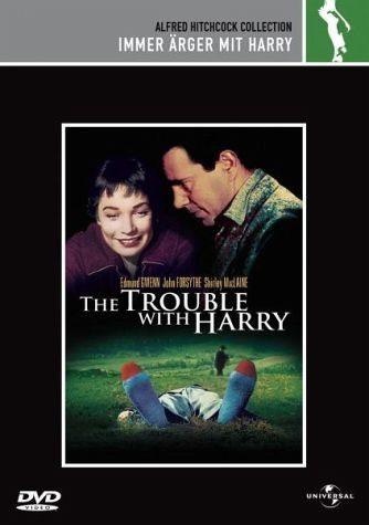 DVD »Immer Ärger mit Harry«