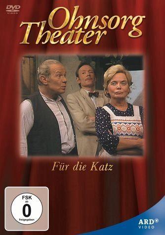 DVD »Ohnsorg Theater: Für die Katz«