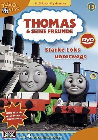 DVD »Thomas und seine Freunde (Folge 13) - Starke...«