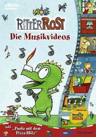 DVD »Ritter Rost - Die Musikvideos«