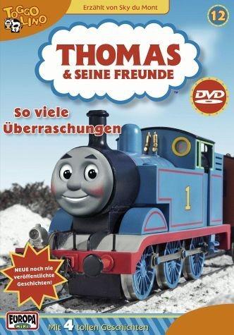 DVD »Thomas und seine Freunde (Folge 12) - So viele...«