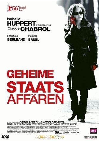 DVD »Geheime Staatsaffären«
