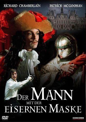 DVD »Der Mann mit der eisernen Maske«
