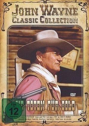 DVD »Sie töten für Gold - John Wayne Classic...«